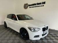 2012 [62] BMW M135i 5 door manual **57K Full History** Great spec + Nice car