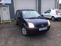 Ford Fusion 1.4, Long MOT, Warranty, Serviced, Outstanding Condition