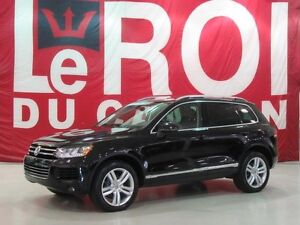 Volkswagen Touareg V6 HIGHLINE SPORT PACKAGE 2013