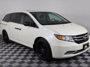2016 Honda Odyssey LX w/2nd Row Captains Chairs-One Owner-Accide