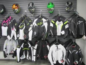 All Alpine Star jackets are on clearance, save $100's at Coopers