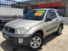 2002 Toyota RAV4 ACA20R EDGE 4X4 MANUAL LOW KLMS Gold 5 Speed Manual Wagon