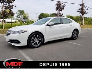 2015 Acura TLX Cuir Toit Ouvrant Camera