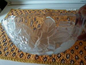 Glass Fruit Bowl London Ontario image 1