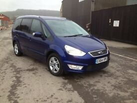 Ford Galaxy 2.0 TDCi 140 Zetec 5dr, 64 Reg, 19,990 miles, Excelent Condition, just serviced