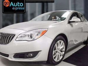 2016 Buick Regal Regal with power leather seats! Make it yours