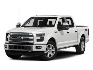 2015 Ford F-150 4X4 S/CREW XLT