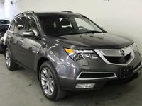 2011 Acura MDX NAVI | LEATHER HEATED/COOLED | BLIND SPOT DETECTI