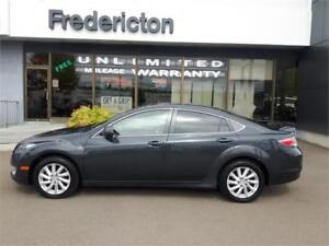 2012 Mazda 6 GS-Limited Edition