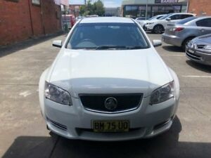 2012 Holden Commodore VE II MY12 Omega White 6 Speed Automatic Sportswagon Cardiff Lake Macquarie Area Preview