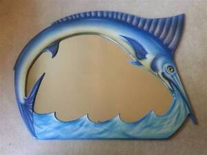 MARLIN MIRROR - Limited Edition Hand Crafted Croydon Maroondah Area Preview
