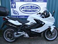 BMW F 800 se 2015 only 14k miles luggage and adaptive suspension 1 owner fsh