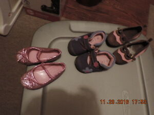 Toddler & Young Girl's Dressy Shoes Sizes 3, 4, 5 & 8 London Ontario image 3