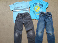 Boys Clothing- size 7-8, Mexx jeans, Gap jeans, t shirts