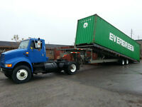 40' Standard & H.C. shipping Containers as low as $2,200.
