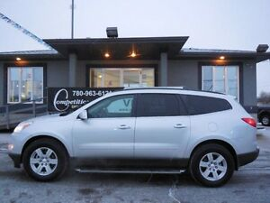 2010 Chevrolet Traverse 1LT AWD- 8 Pass- Trailer Pkg