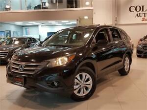 2014 Honda CR-V EX-SUNROOF-BACK UP CAMERA-HEATED SEATS-ONLY 94KM