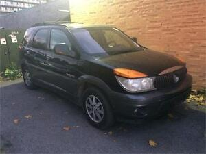 2002 Buick Rendezvous CX,auto, ONLY 119K, NO ACCIDENT, cert.