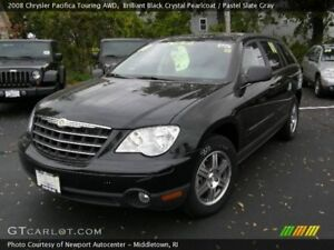 2008 crysler pacifica touring 4x4