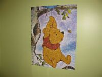 Winnie ourson décoration chambre enfant disney