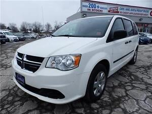 2013 dodge grand caravan, stow & go