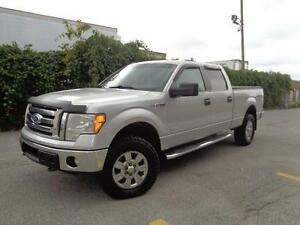2012 Ford F-150 XLT--4X4--CLEAN CARPROOF-- CALL 416 742 5464
