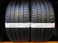 R91 2X 265/30/20 94Y ZR MICHELIN PILOT SPORT 2 XL RO1 2X6MM TREAD