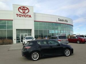 2013 Lexus CT 200h LE, Leather, Bluetooth, Back Up Camera