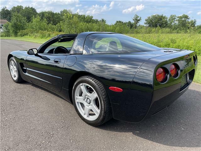 1999 Black Chevrolet Corvette Coupe  | C5 Corvette Photo 7