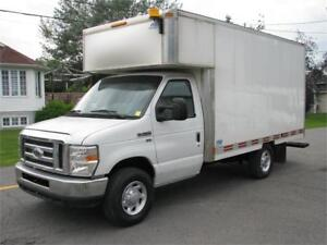FORD E-350 CUBE 2007 BAS KM  FINANCEMENT FACILE