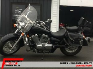 2008 Honda Shadow Aero VT750