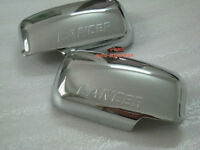Chrome Side mirror cover for Mitsubishi lancer sedan 2003-2007