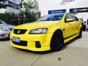 2012 Holden Commodore VE II MY12 SV6 Hazard 6 Speed Automatic Sedan Beckenham Gosnells Area Preview