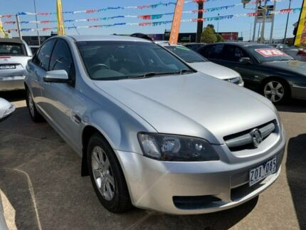 2009 Holden Commodore VE MY09.5 Omega Silver 4 Speed Automatic Sedan Maidstone Maribyrnong Area Preview