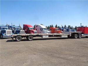 2001 LODE KING 48'FT ALUMINUM COMBO TRAILER, CHANEGABLE SPREAD Kitchener / Waterloo Kitchener Area image 7