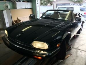 Sale or Swap Jaguar Convertible/Dump Truck