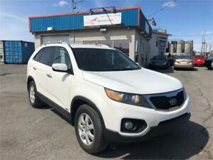 2013 KIA Sorento LX AWD 7 PASSAGERS / PUSH START / BLUETOOTH !!