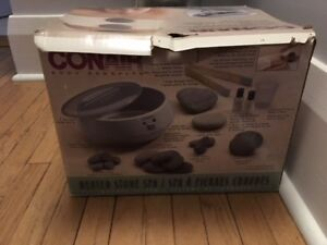 Treat Yourself to a Conair Heated Stone Spa!