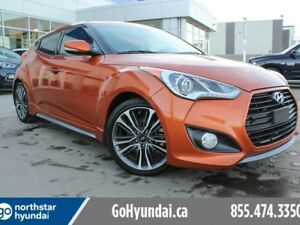 2015 Hyundai VELOSTER Turbo LEATHER/PANOROOF/NAV