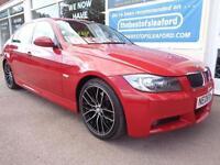 2008 BMW 325 3.0TD auto d M Sport p/x swap FINANCE WELCOME