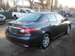 2012 Toyota Corolla AUTO/4DOOR/LOW PAYMENTS Edmonton Edmonton Area image 6