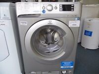 NEW GRADED SILVER 9 KG 1400 SPIN INDESIT WASHING MACHINE REF: 13315