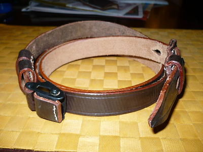 Used, K98 MAUSER REPRO SLINGS, BEAUTIFUL COPIES,code s/27 1938, K 98,MAUSER GUN PARTS for sale  Ashland