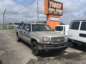 2005 Chevrolet Silverado 1500**4X4**Z71***4 DOOR***VERY CLEAN