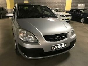 2007 Kia Rio JB EX 4 Speed Automatic Hatchback Campbelltown Campbelltown Area Preview