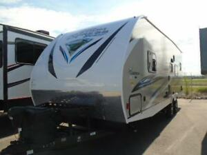 LOAD UP THE TOYS IN THE 2019 FREDO EXPRESS 271BL TOYHAULER