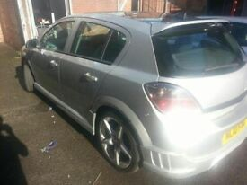 Vauxhall astra 1.4 modified (quick sale)(full year MOT)