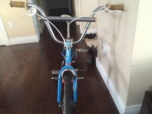 Wanted old BMX bikes from the 80's or 90's