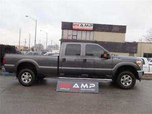 2015 Ford Super Duty F-250 XLT 4X4 GAS 6.2L CAMERA, Long Box