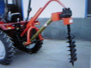 tariere neuf tracteur 3 point